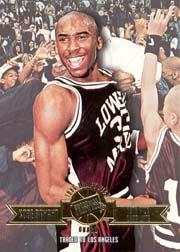 1996 Press Pass #13 Kobe Bryant
