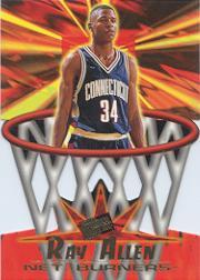 1996 Press Pass Net Burners #5 Ray Allen