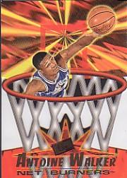 1996 Press Pass Net Burners #40 Antoine Walker
