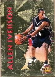 1996 Pacific Power #20 Allen Iverson