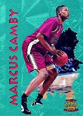 1996 Pacific Power Platinum #7 Marcus Camby