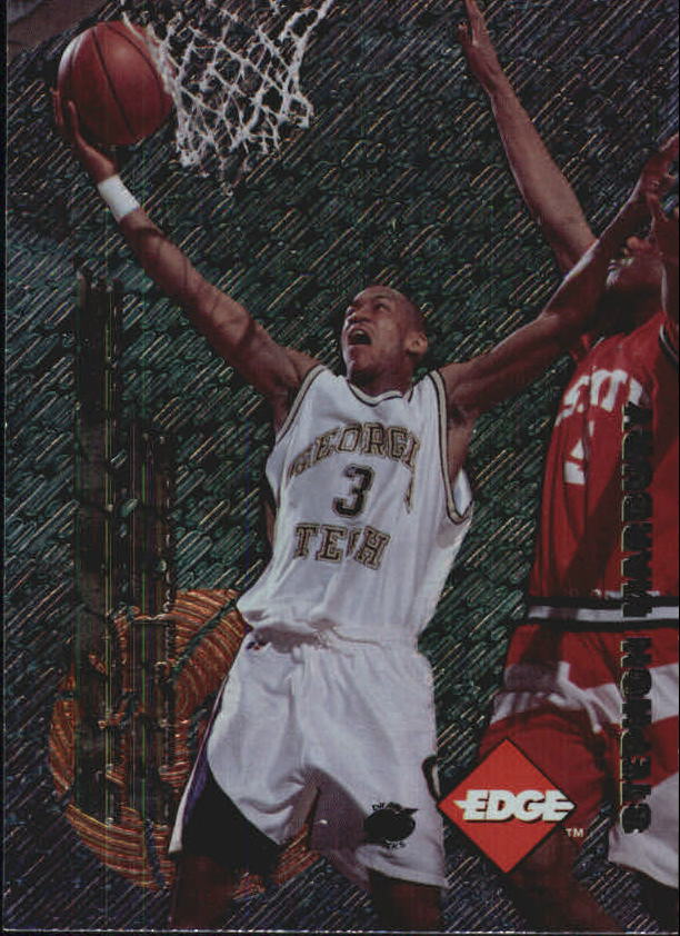 1996 Collector's Edge #26 Stephon Marbury