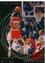 1996 Upper Deck 23 Nights Jordan Experience #9 Michael Jordan/(The Shot)