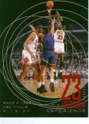 1996 Upper Deck 23 Nights Jordan Experience #12 Michael Jordan/(Game 4, 1993 NBA Finals)
