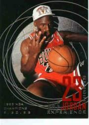 1996 Upper Deck 23 Nights Jordan Experience #22 Michael Jordan/(1993 NBA Champions)