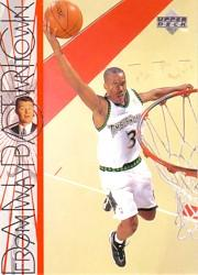 1996-97 Upper Deck #346 Stephon Marbury WD