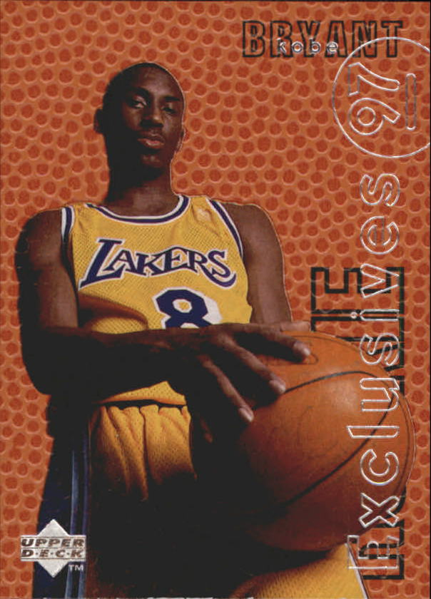 1996-97 Upper Deck Rookie Exclusives #R10 Kobe Bryant