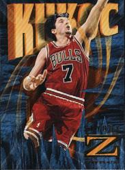 1996-97 Z-Force #12 Toni Kukoc