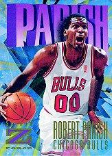 1996-97 Z-Force #106 Robert Parish