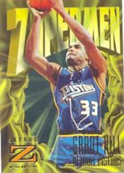 1996-97 Z-Force #175 Grant Hill ZUP