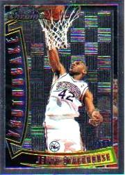 1996-97 Topps Chrome Youthquake #YQ10 Jerry Stackhouse