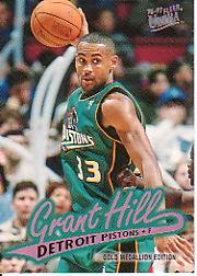 1996-97 Ultra Gold Medallion #G179 Grant Hill