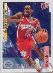 1996-97 Ultra Gold Medallion #G270 Allen Iverson RE