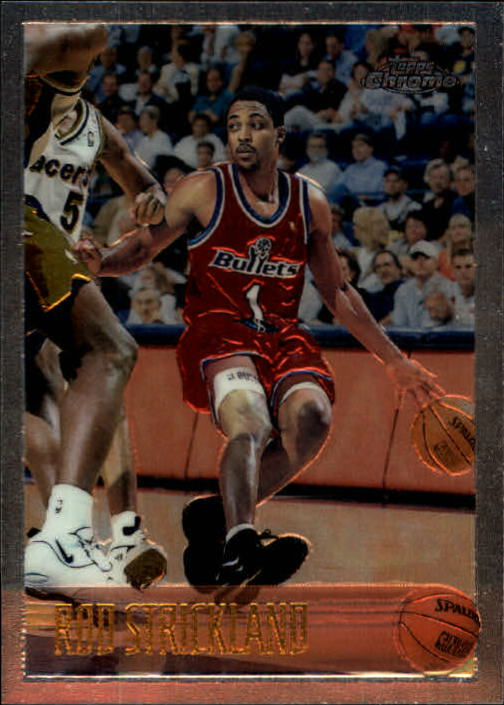1996-97 Topps Chrome #139 Michael Jordan
