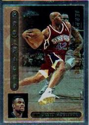 1996-97 Topps Chrome Pro Files #PF16 Jerry Stackhouse