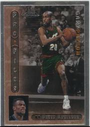 1996-97 Topps Chrome Pro Files #PF20 Gary Payton