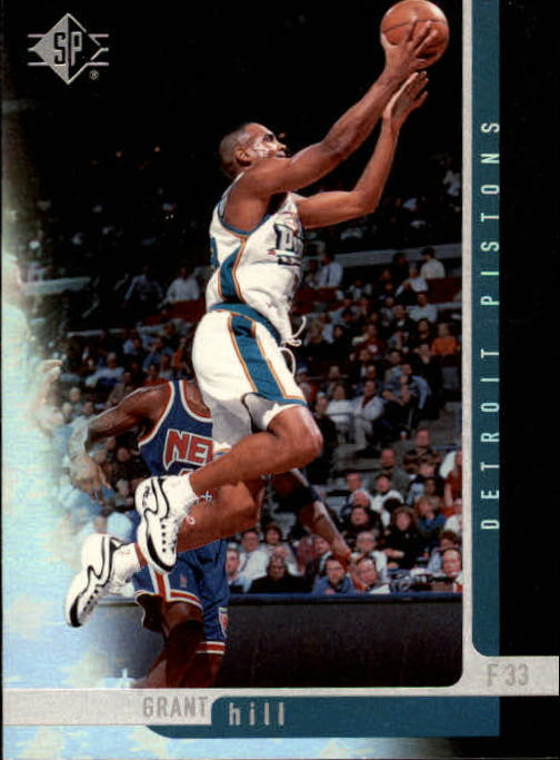1996-97 SP #32 Grant Hill