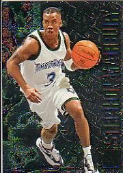 1996-97 Metal #189 Stephon Marbury