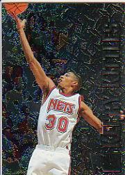 1996-97 Metal #192 Kerry Kittles RC