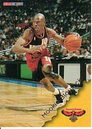 1996-97 Hoops #2 Mookie Blaylock