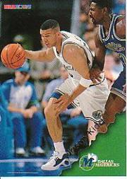 1996-97 Hoops #35 Jason Kidd