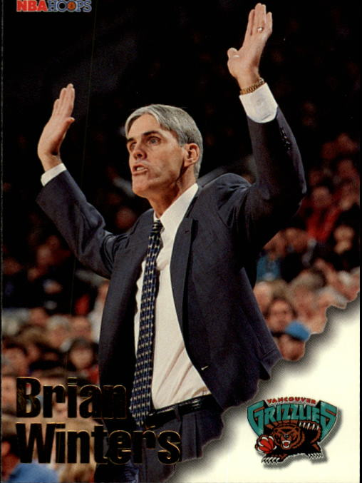 1996-97 Hoops #276 Brian Winters CO