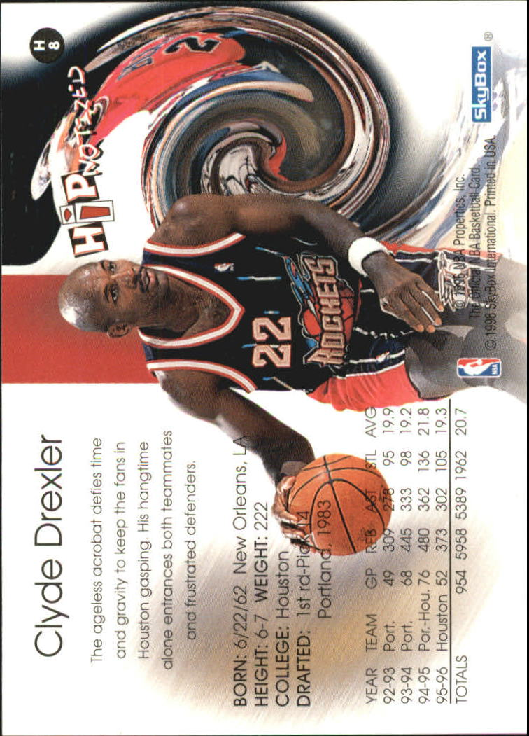 cards FREE SHIP Buy 10 You Pick 1996-97 Hoops Basketball Inserts Parallels