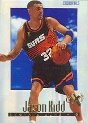 1996-97 E-X2000 Credentials #57 Jason Kidd