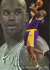1996-97 Flair Showcase Row 2 #10 Shaquille O'Neal