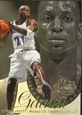 1996-97 Flair Showcase Row 2 #21 Kevin Garnett