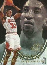 1996-97 Flair Showcase Row 2 #27 Scottie Pippen