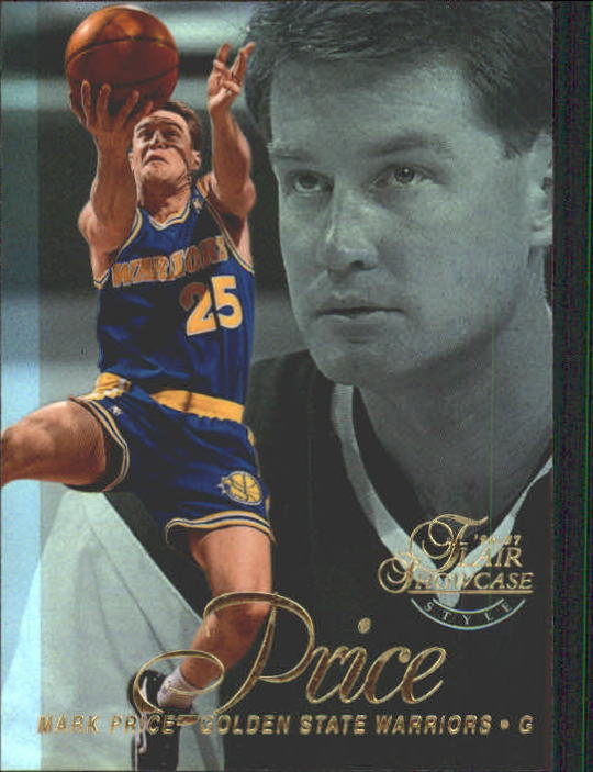 1996-97 Flair Showcase Row 2 #51 Mark Price