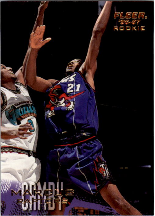 1996-97 Fleer #254 Marcus Camby RC
