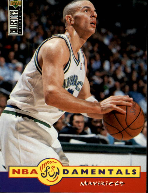 1996-97 Collector's Choice #171 Jason Kidd FUND