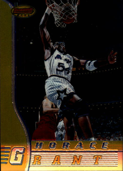 1996-97 Bowman's Best #5 Horace Grant