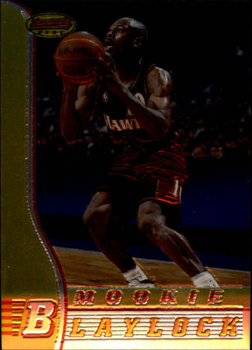 1996-97 Bowman's Best #7 Mookie Blaylock