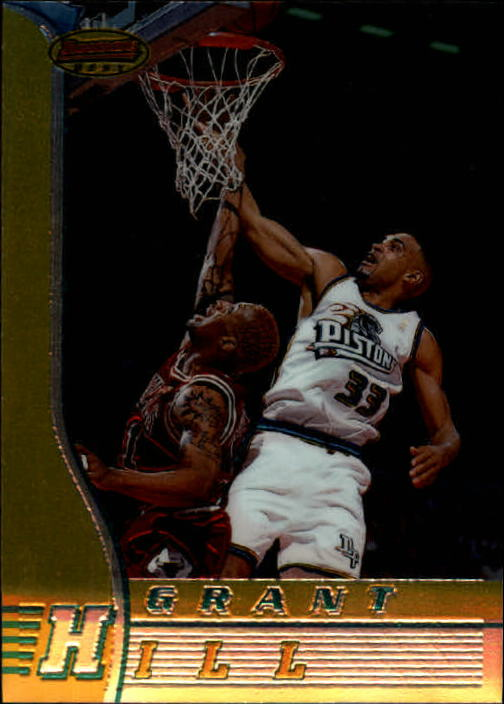 1996-97 Bowman's Best #10 Grant Hill