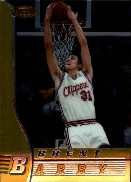 1996-97 Bowman's Best #14 Brent Barry
