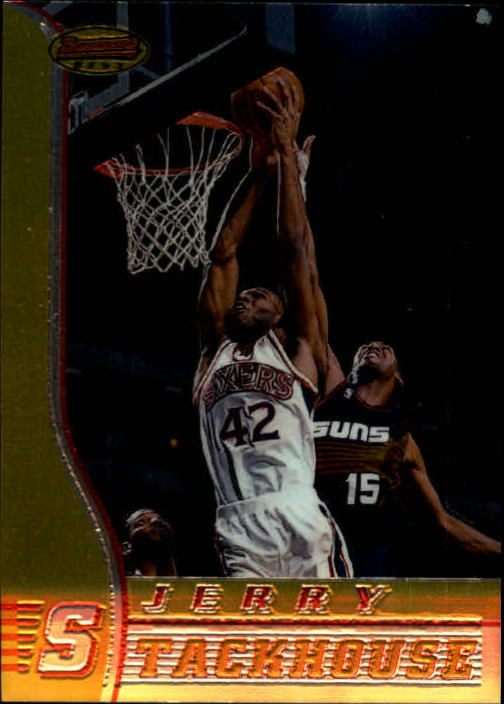 1996-97 Bowman's Best #19 Jerry Stackhouse