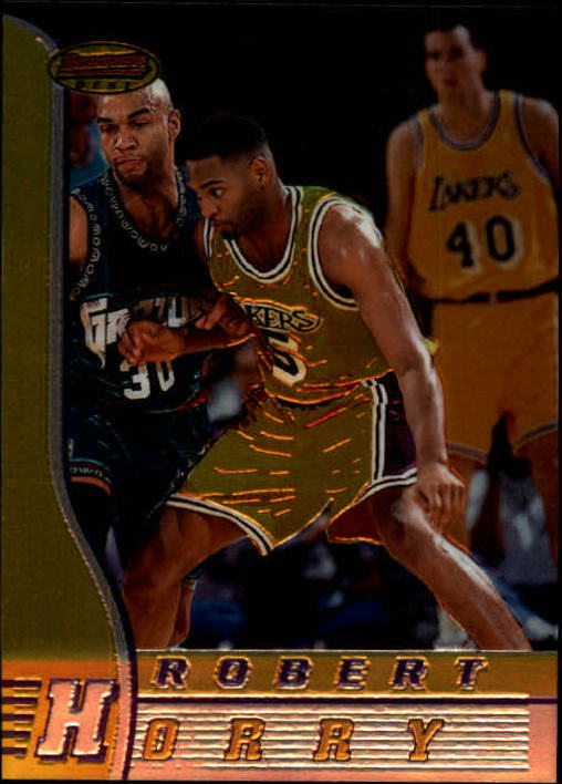 1996-97 Bowman's Best #20 Robert Horry