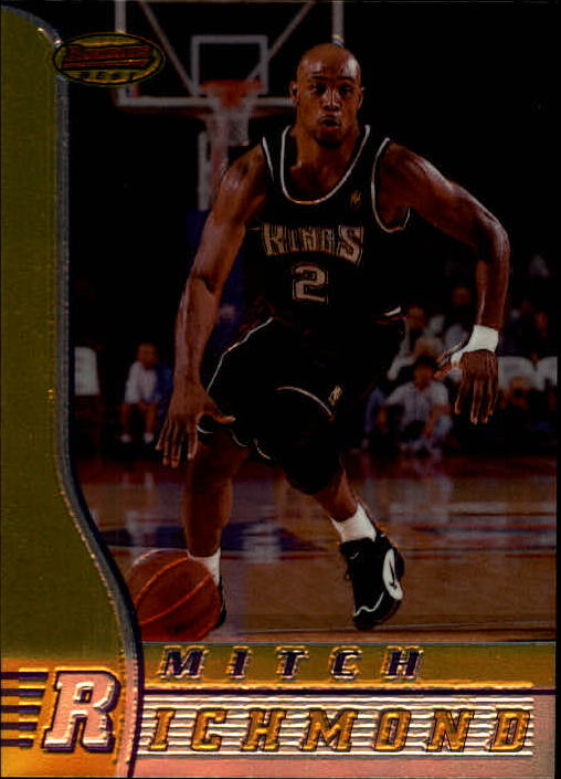 1996-97 Bowman's Best #21 Mitch Richmond