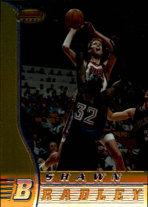1996-97 Bowman's Best #28 Shawn Bradley