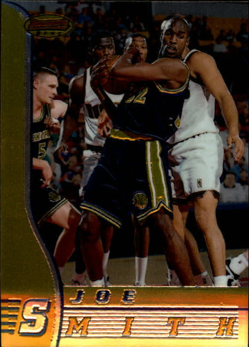 1996-97 Bowman's Best #39 Joe Smith