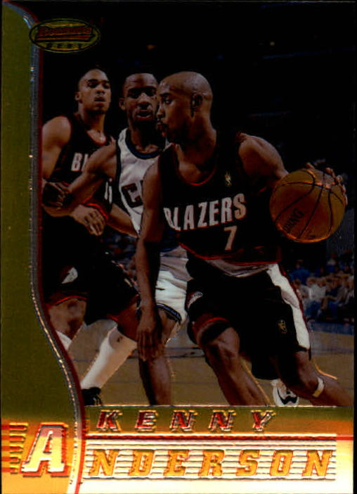 1996-97 Bowman's Best #49 Kenny Anderson
