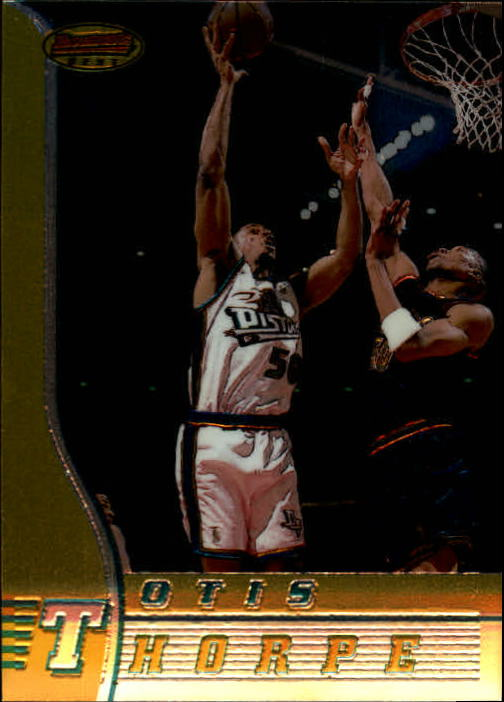 1996-97 Bowman's Best #50 Otis Thorpe