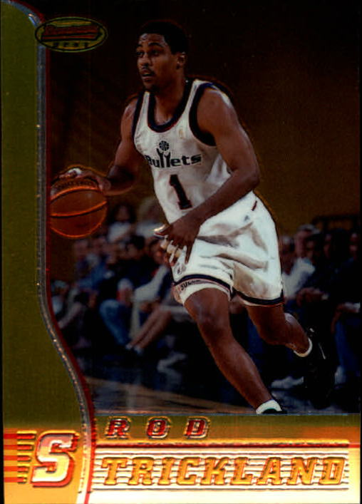 1996-97 Bowman's Best #51 Rod Strickland