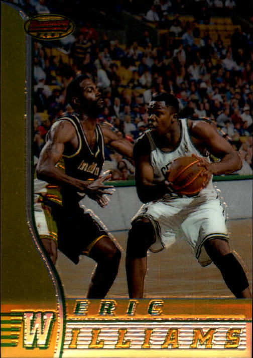 1996-97 Bowman's Best #52 Eric Williams