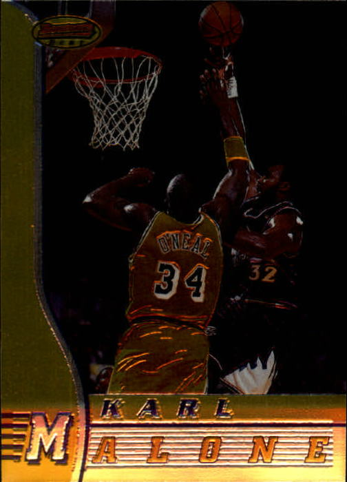 1996-97 Bowman's Best #55 Karl Malone