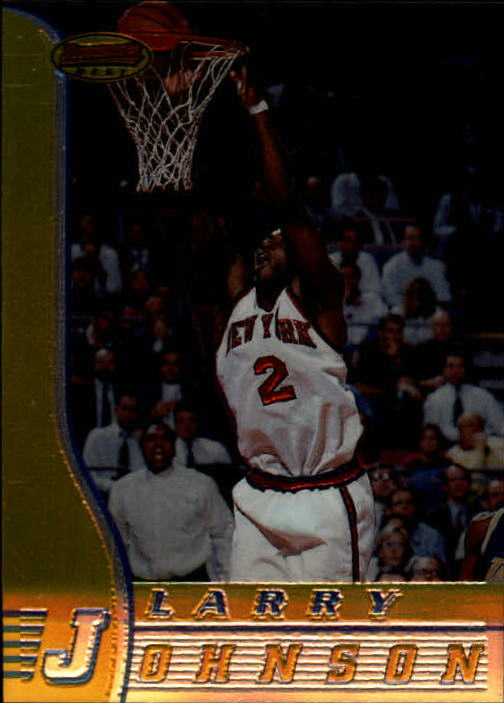 1996-97 Bowman's Best #58 Larry Johnson