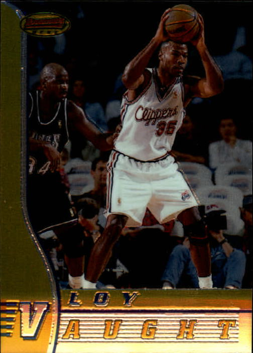 1996-97 Bowman's Best #59 Loy Vaught